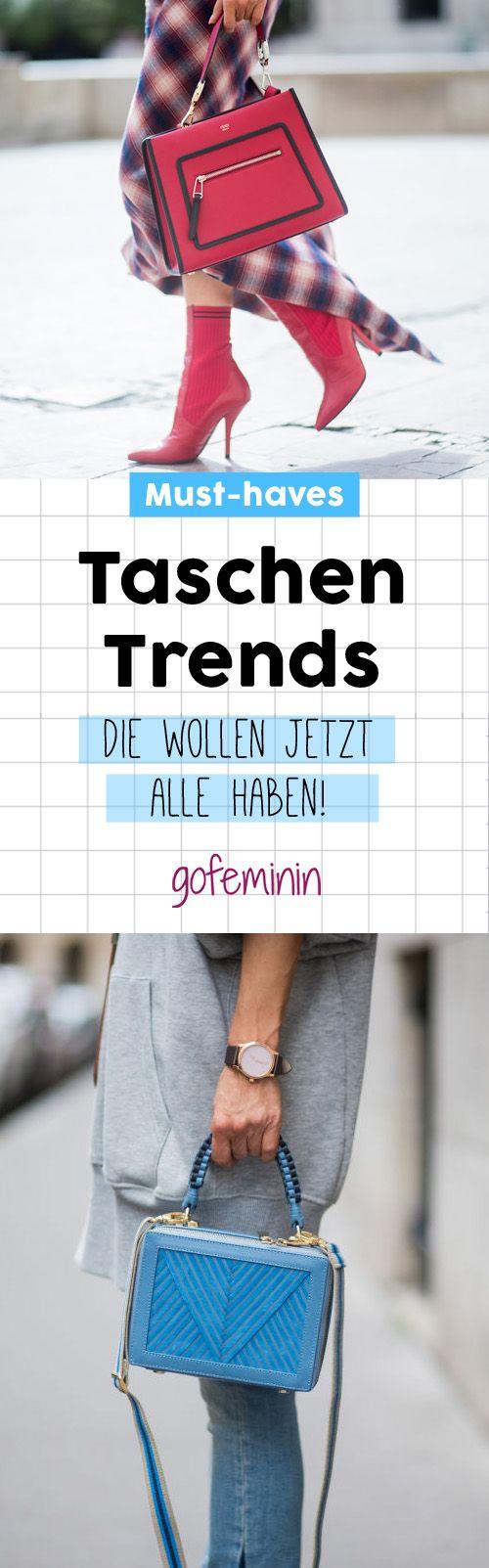 Taschen-Trends 2018: Das sind die It-Bags des Jahres! – gofeminin.de