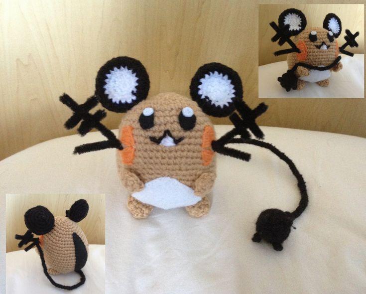 Geek Amigurumi Pattern : Rolly soft toys amigurumi pattern pdf puppy dog pals
