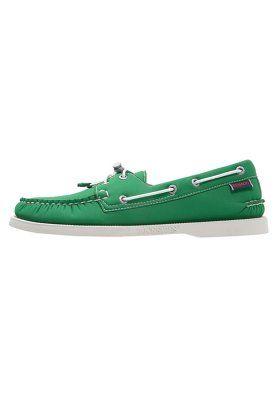 DOCKSIDES - Zapatos náuticos - green