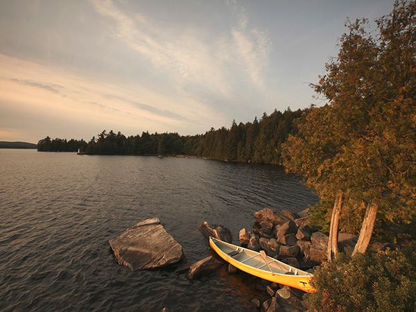 National Geographic - Muskoka and Algonquin, Ontario.  More of Canada's Places of a Lifetime.