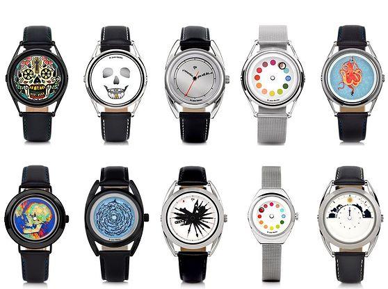 Pouze na 24Time.cz najdete modely kultovní londýnské značky designových hodinek Mr. Jones Watches! Nově jsou také v detailu produktu videa ke shlédnutí.  http://www.24time.cz/hodinky/mr-jones-watches/