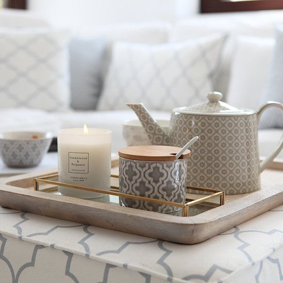 Skoro kilka kaw już dzisiaj za mną to może czas na herbatę? :) Udanego popołudnia!  #homeinspo #decoration #myhome #whiteinterior #whitehome #homedecor #homestyling #instahome #homeinspiration #interior #interior4all #interior2inspire #homestyle #homesweethome #tea #teatime #herbata #popołudnie #candle #lenebjerredesign #greengateofficial