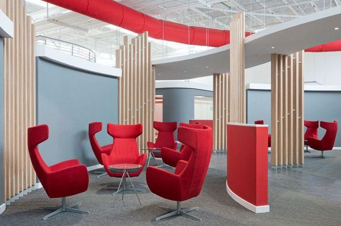 oficina en Southampton #diseñointerior