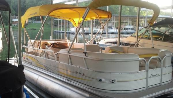 En venta de Ocasión Pontoon Boat Suntracker Regency Party Barge 22 del 2007