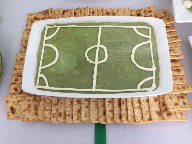Soccer field dip