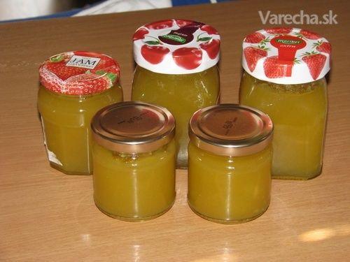 Tekvicový džem (fotorecept)