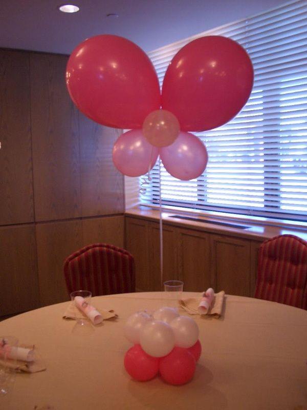 Picture balloon decoration ideas pinterest