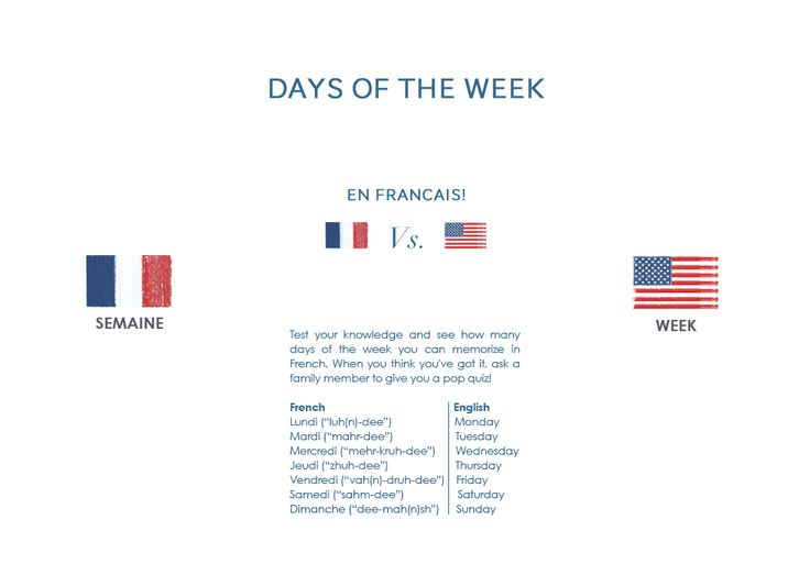 Back to School Lessons: France vs USA