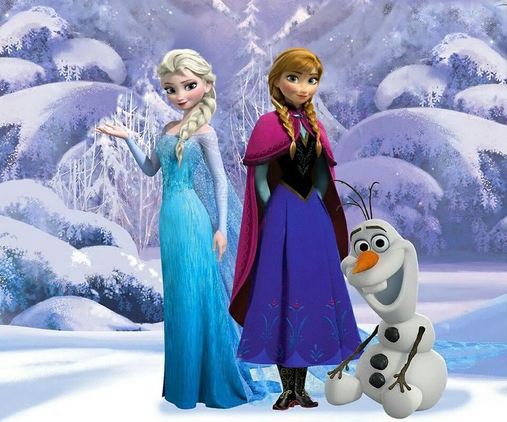 Elsa anna olaf frozen disney kid movies - Frozen anna and olaf ...