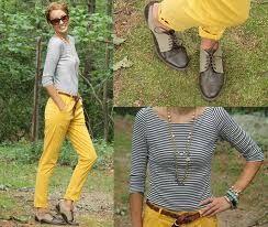 pantalon amarillo - Buscar con Google