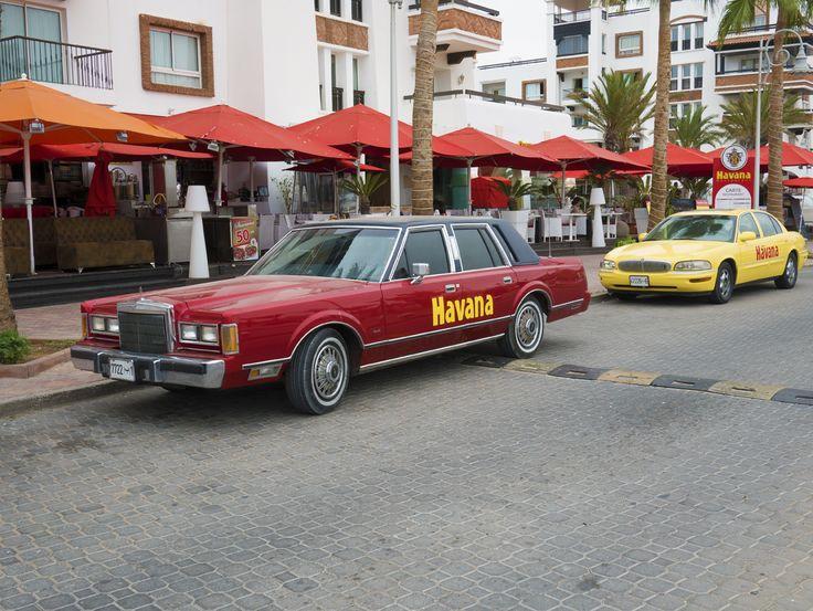 In der Marina von Agadir