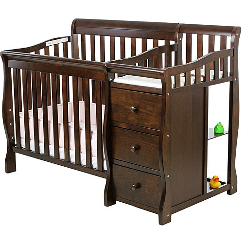 Dream On Me   2 In 1 Jayden Fixed Side Convertible Crib And