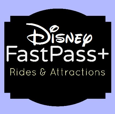 List of Disney Fast Pass Rides & Attractions so you will be able to plan which ones to hit while you are at the park!