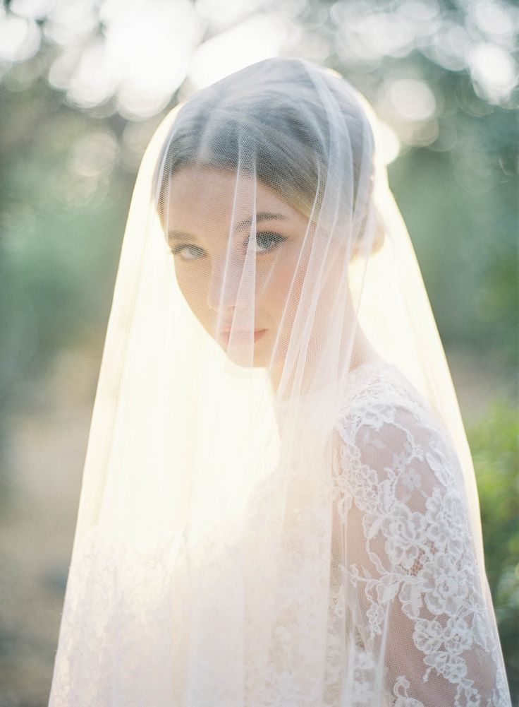 Jen Huang - Commercial Photography - Wedding Gown Look Book - Chiali Meng Artistry Hair and Makeup - Tomomi Okubo Bridal - Lace Wedding Dress - Drop Veil - Silk Tulle - Tulle