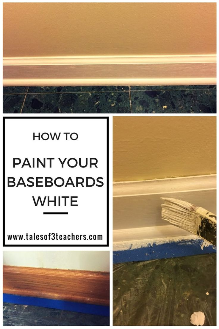25 Best Ideas About Paint Baseboards On Pinterest