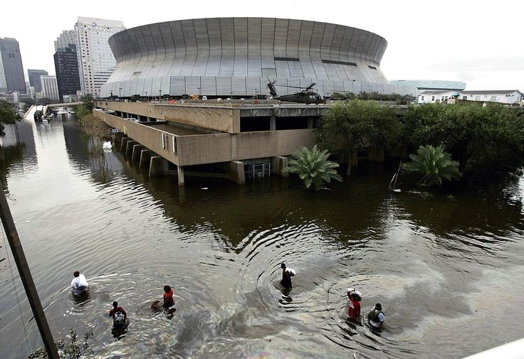 10 Years After Katrina - The New York Times