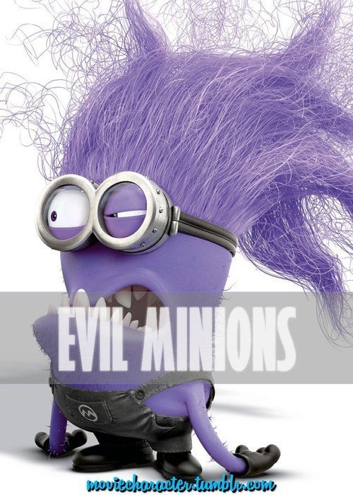 797 best images about DESPICABLE ME, 2010 + 2013 on Pinterest