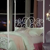 Found it at Wayfair - Princess Canopy Bed