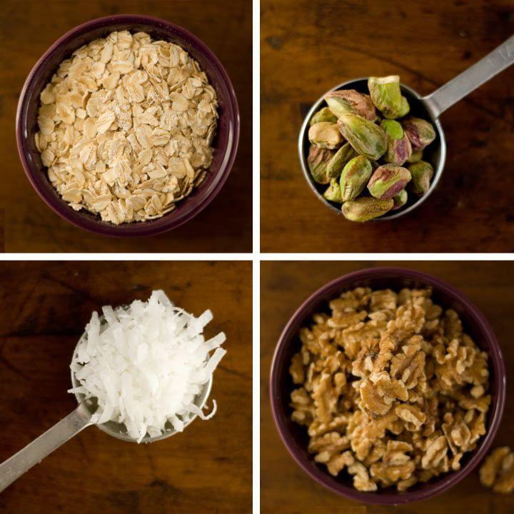 ... Granola on Pinterest | Cherries, Homemade granola recipe and Homemade