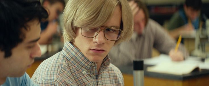 """Ross Lynch delivers a terrifying performance as a young Jeffrey Dahmer in """"My Friend, Dahmer"""" (2017)"""