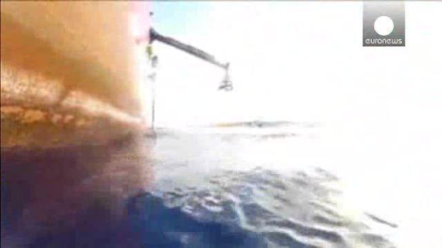 Sobresalto técnico en la segunda misión del minisubmarino que busca al avión desaparecido de Malaysia Airlines
