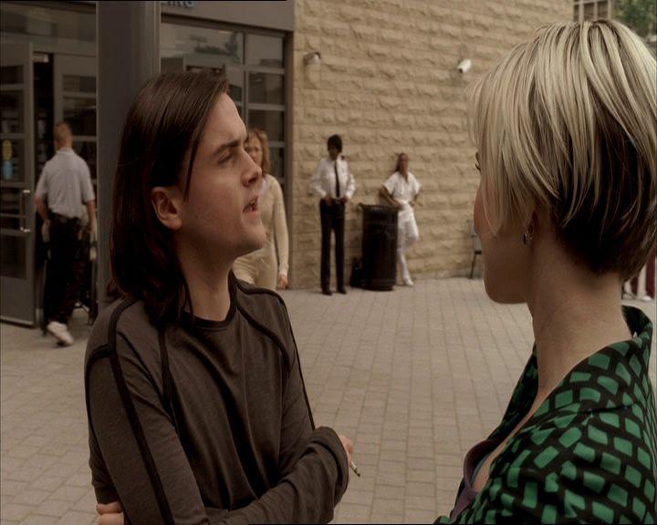 The Sopranos: Season 6, Episode 2 Join the Club (19 Mar. 2006)  Robert Iler Robert Iler , A.J. Soprano
