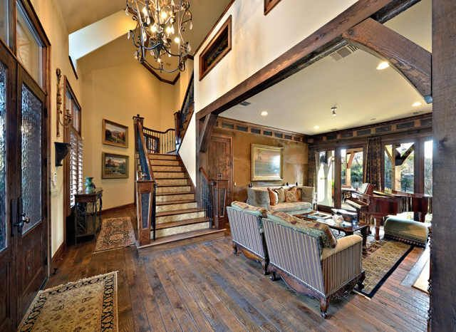 Texas hill country home builder austin dallas fort for Texas hill country decorating style