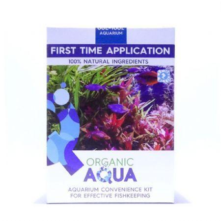 Organic Aqua First Time Application 60-100 litres