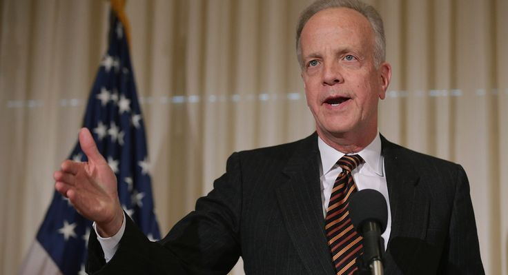 Sen. Jerry Moran, the former head of the National Republican Senatorial Committee, comes under fire from the right.