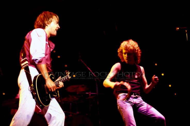 Foreigner Photo Lou Gramm Mick Jones 8x12 or 8x10 in '81 Richfield Oh Concert 21 | eBay