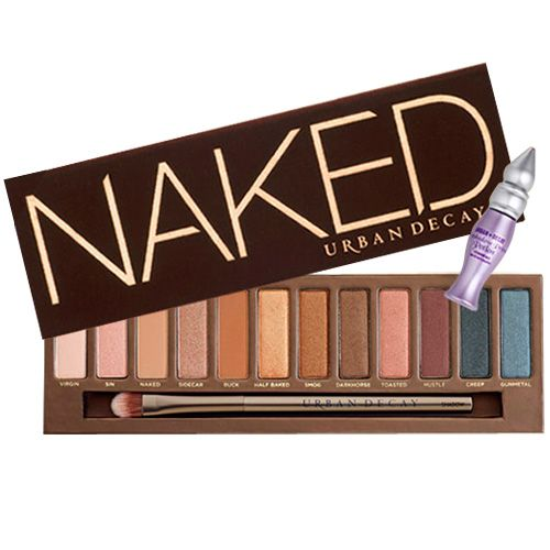 Urban Decay Naked Eyeshadow Pallet