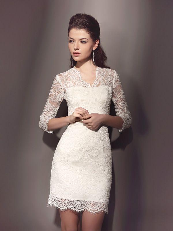 короткое свадебное платье и сапоги - Поиск в Google