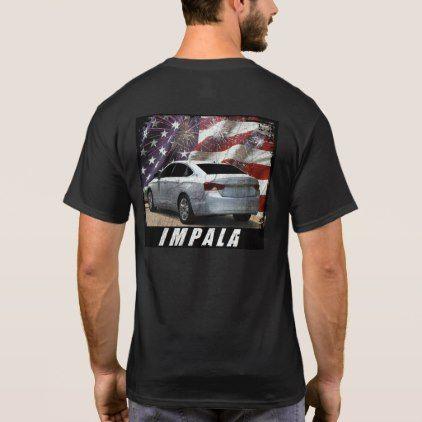 2014 Impala LS T-Shirt  $30.60  by RiderCoach84  - cyo customize personalize unique diy idea