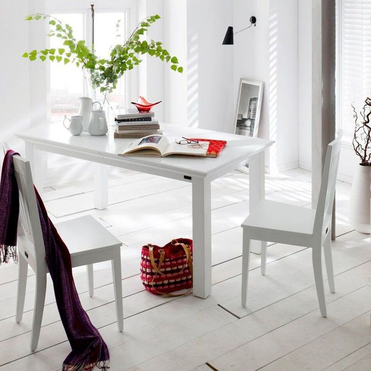 Nova Solo Halifax Extendable Dining Table