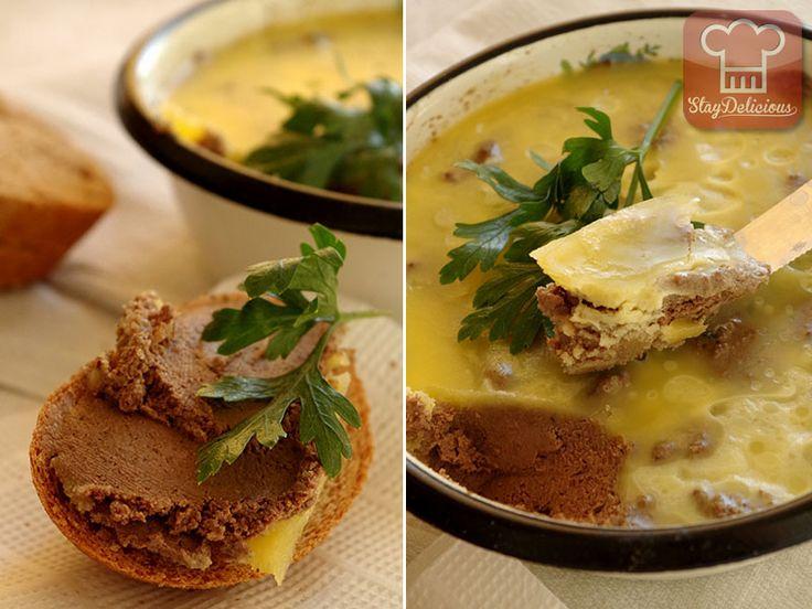 Паштет из печени индейки с шалфеем | Кулинарный журнал Stay Delicious