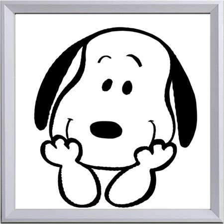 Snoopy's Mom's Favorite Picture of her Son