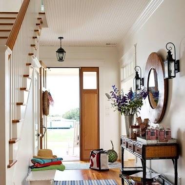 Mejores 64 im genes de decoracion recibidores ideas para - Decoracion del hogar barato ...