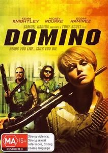 Domino (DVD, 2011) New In Shrink Wrap. #DVD #Movies