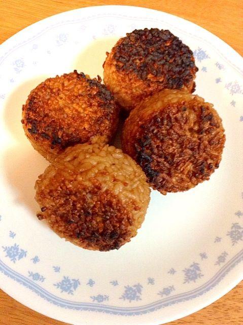 これ美味しいわ♪Azukiさんありがとう - 26件のもぐもぐ - Azukiさんの焼きおにぎり by ayny