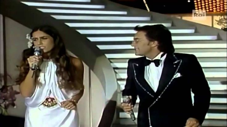 Al Bano & Romina Power - Ci Sara (Live SanRemo 1984)