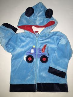 Take Baby Shoppee: Sweater Tow Truck