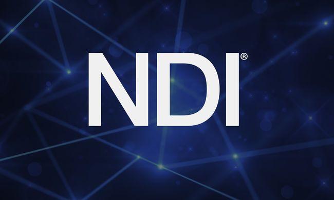 New! NewTek NDI ® Version 3: NewTek has announced NDI® version 3, the third generation of its royalty-free IP video technology.