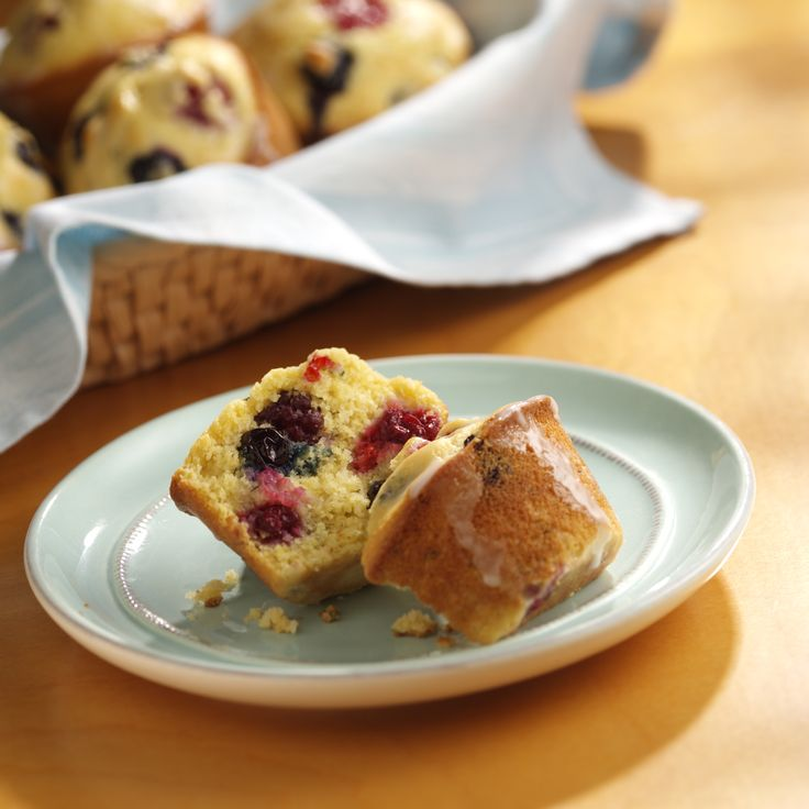 9 best blueberry inspiration images on pinterest recipes for berry polenta muffins forumfinder Gallery