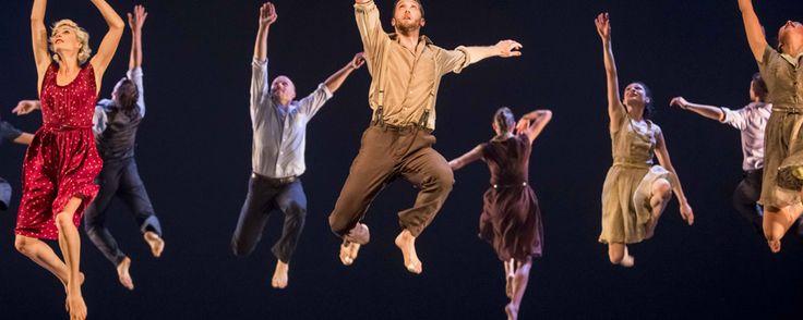 Harry cor. Barak Marshall per Le Ballet Jazz de Montreal