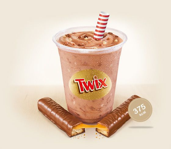 Kfc Introduces The New Twix Krushems  Kfc, Desserts Menu -6024