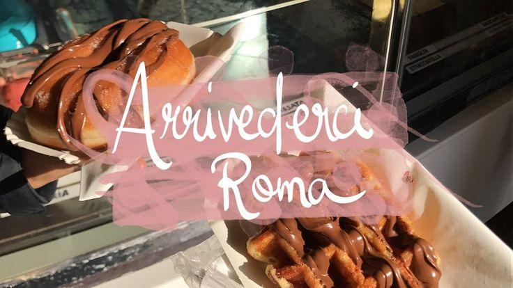FOOD COMA IN ROMA | Arrivederci Roma | Marggie Travels