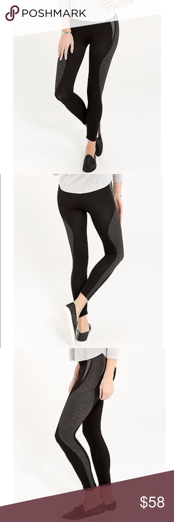 SPANX CROPPED ATHLETIC LEGGINGS Brand new. Never worn. (BIN 142) SPANX Pants Leggings