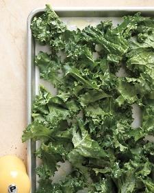 Turkey Sloppy Joes with Kale Chips | Recipe