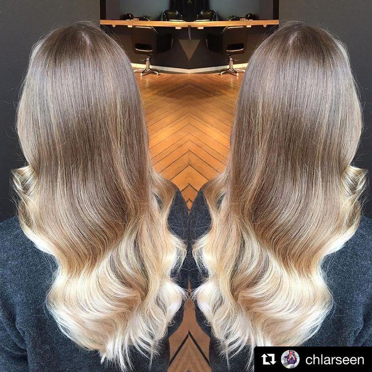 """39 likerklikk, 2 kommentarer – Hendrix hair Drammen (@hendrixhairdrammen) på Instagram: """"#Repost @chlarseen with @repostapp ・・・ So bright and shiny✨ @hendrixhair @hendrixhairdrammen…"""""""