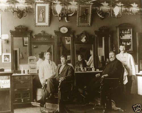 Vintage Barbershop 130 best images...